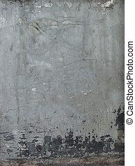 dirty gray black worn wall