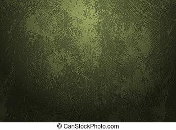dirty green grunge background