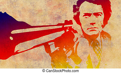 Dirty harry classic movie