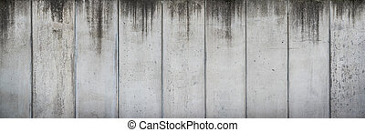 leaking concrete wall background texture