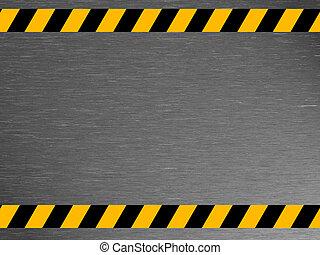 Dirty metal texture - Industrial - Waring