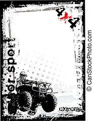dirty motor sport 2 - sketching of the motoro sport...