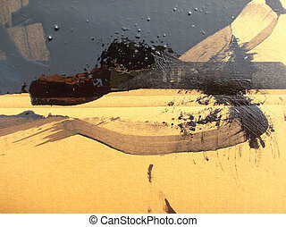 Dirty Paint Texture Background