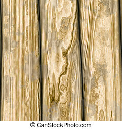Dirty stained planks - A floor of dirty stained wooden...