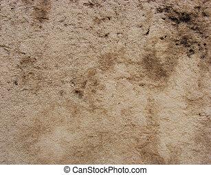 dirty worn beige brown grunge wall