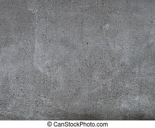 dirty worn gray wall