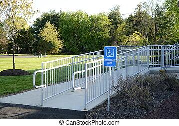Disability ramp