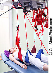Disability, rehabilitation after spinal injury.
