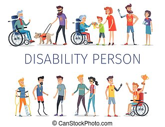Disabled and Injured People Live Normal Lives - Disability...