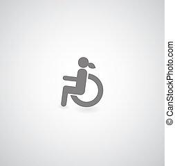 Disabled symbol