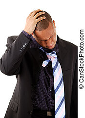 Disastrous Business 2 - This is an image of a businessman ...
