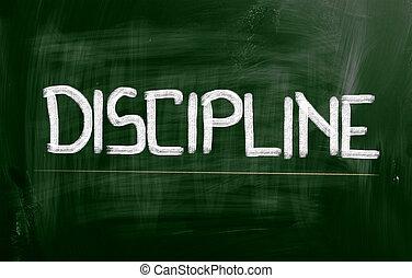 discipline, concept