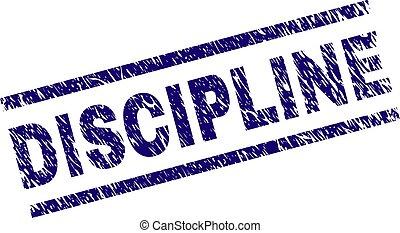 discipline, postzegel, textured, grunge, zeehondje