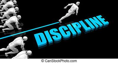 discipline, supérieur