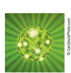disco , μικροβιοφορέας , ακτίνα , ξεσπώ , φόντο , μπάλα , αφαιρώ , αφίσα