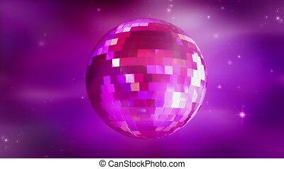 Disco Ball Loopable animation