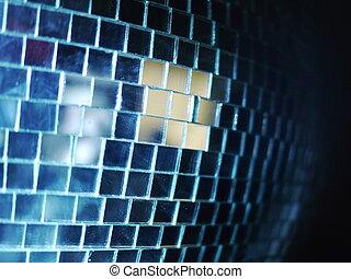 Disco Ball Reflections