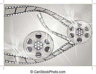 disco, film, pezzi