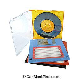 disco flexible, cd-rw