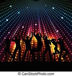 disco, gens