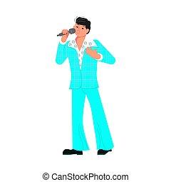 Disco male singer