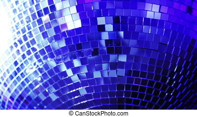 Disco mirror ball