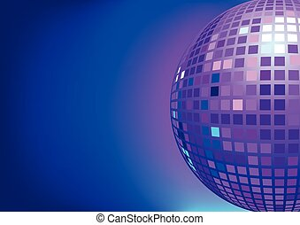 disco piłka, lekki