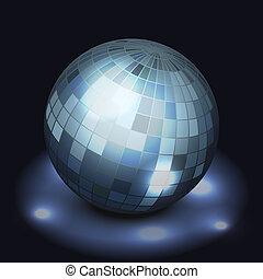 disco, refléter balle