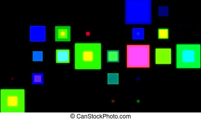 Disco squares 2