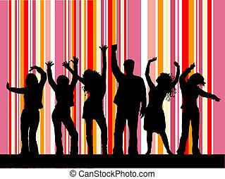 disco tančení