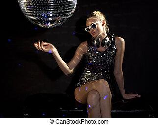 discoball, ダンサー