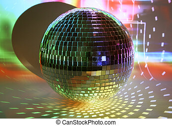 discoball, ライト