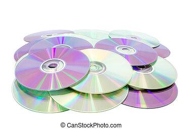 discos, cd