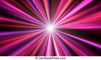 Discotheque neon lights abstract color lines fix pattern