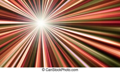 Discotheque neon lights abstract color lines motion pattern