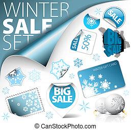 discount, задавать, зима, elements