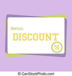 discount large banner