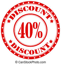 Discount-stamp