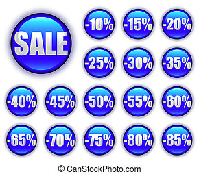 discount web buttons