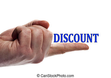 Discount word