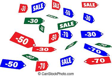 Discounts illustration