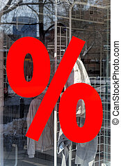 discounts in percent