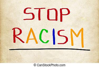 discriminación, concepto