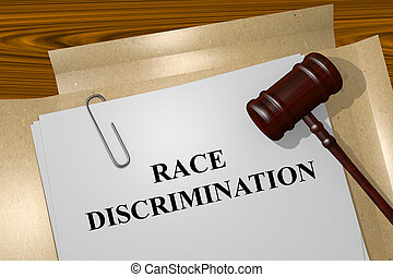 discrimination, concept, course