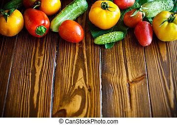 diseño abstracto, vegetales, plano de fondo