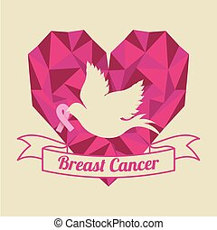 diseño, cáncerde los senos