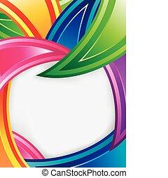 diseño, colorido