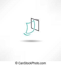 diseño, empresa / negocio, elemento