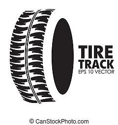 diseño, neumático