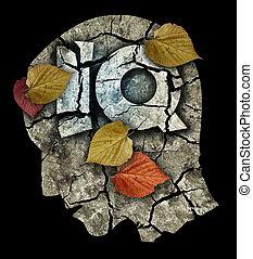 disease., demencia, alzheimer